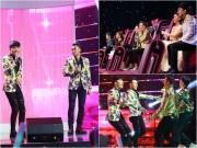 Làng sao - Chàng trai hát giọng nữ cùng người yêu đồng tính gây kinh ngạc ban giám khảo