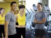 Vietnam Next Top Model 2016: Kim Lý cơ bắp cuồn cuộn làm ngất ngây nữ thí sinh