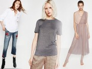 Những món đồ Zara hứa hẹn sẽ hết veo trong mùa thu tới