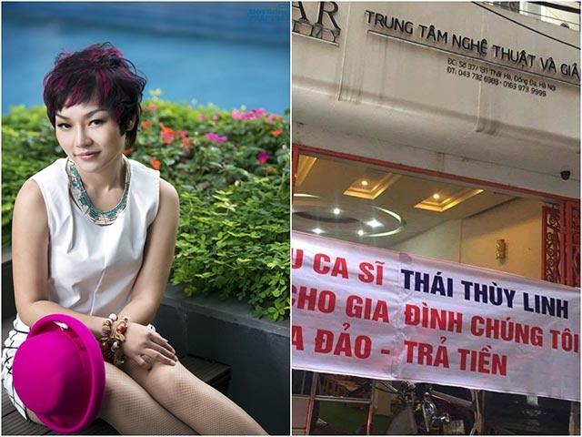 Thái Thùy Linh ủy quyền cho luật sư giải quyết việc bị tố nợ tiền