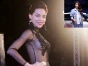 """Thời trang - The Face Việt Nam tập 9: Hà Hồ """"ra tay"""" khiến Phạm Hương điêu đứng"""