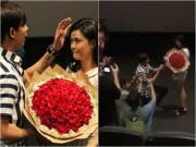 Làng sao - Hot: Tim vừa cầu hôn Trương Quỳnh Anh trưa nay, chuẩn bị làm đám cưới ở đảo
