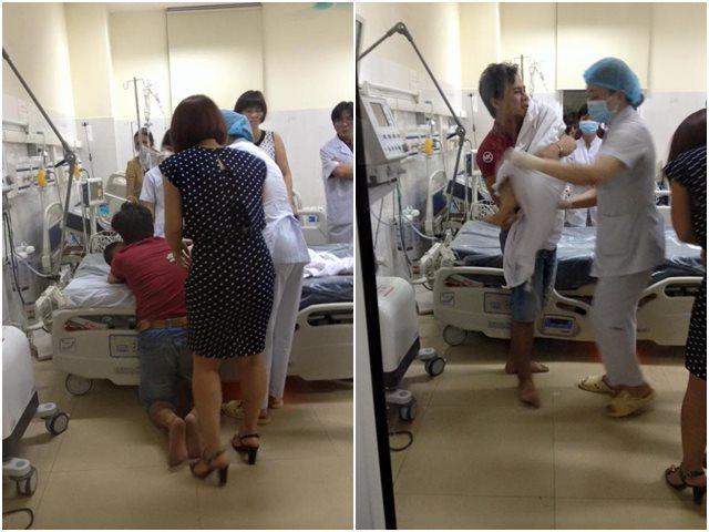 Cái chết đau lòng của bé Thái Nguyên vì hóc hột nhãn