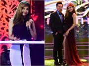 Làng sao - Hậu được Tim cầu hôn, Trương Quỳnh Anh quyến rũ xuất hiện trên truyền hình