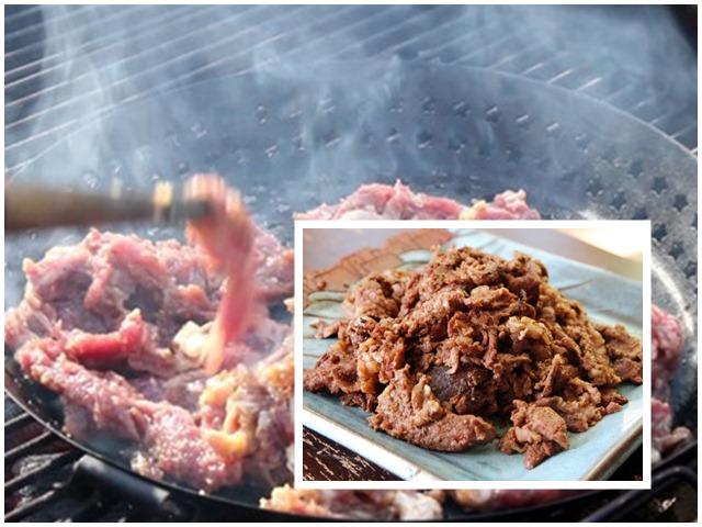 Mát trời tự làm bò nướng kiểu Hàn ăn chơi!