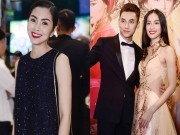 """Hà Tăng """"trốn"""" chồng con đi ủng hộ phim của Ngô Thanh Vân"""