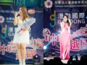 """Lương Bích Hữu xinh đẹp,  """" quậy tưng """"  cùng hơn 3000 fan tại Đài Loan"""