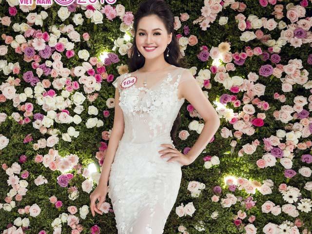Hoa hậu Việt Nam 2016: Đến lượt bản sao HH Diễm Hương tỏa sáng