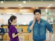 """""""Hai thế giới"""" tập 9: Han Hyo Joo chết lặng vì Lee Jong Suk đã quên cô"""