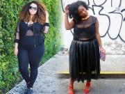 Thời trang - Đây là những lý do nàng béo không nên mặc xuyên thấu!