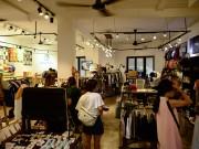 """Thời trang - Chung cư thời trang Sài Gòn: Tiêu cạn ví vẫn chưa hạ """"cơn cuồng"""" mua sắm"""