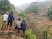 Đáng sợ hiện trường vụ sập hầm vàng khiến ít nhất 9 người chết