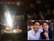 Vắng bóng trong sinh nhật Lưu Diệc Phi, Song Seung Hun đã chia tay bạn gái?