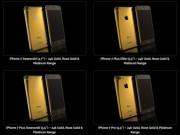 Eva Sành điệu - Công ty chuyên mạ vàng điện thoại lộ cấu hình iPhone 7