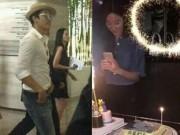 Lộ hình ảnh hiếm hoi của Song Seung Hun trong sinh nhật Lưu Diệc Phi