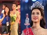 Thời trang - Hoa hậu Việt Nam 2016: Tân Hoa hậu Đỗ Mỹ Linh là bạn của Kỳ Duyên
