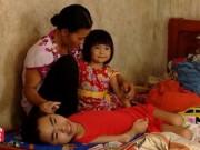 Tin tức - Nuôi con bại liệt, người phụ nữ đơn thân không có ngày thảnh thơi