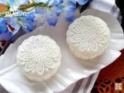Bếp Eva - Bánh Trung thu tuyết thơm ngon, dẻo mịn, đẹp mắt