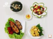 Bếp Eva - Bữa cơm chiều nhiều món ngon mê