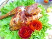 Bếp Eva - Gà nướng muối ớt thơm ngon cho ngày nghỉ lễ