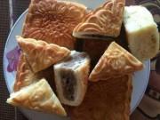 Mua sắm - Giá cả - Bánh Trung thu rởm vào mùa