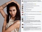 """Vietnam Next Top Model 2016: Tại sao """"Trang đơ"""" không bị loại?"""