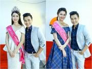 Làng sao - Top 3 Hoa hậu Việt Nam tiết lộ với MC Nguyên Khang tiêu chuẩn chọn bạn trai
