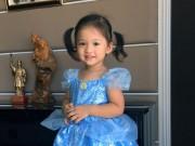 Làm mẹ - Chân dung cô con gái cưng xinh tựa hoa hậu của Phan Đinh Tùng