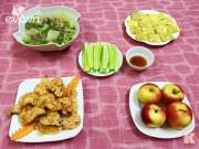 Bếp Eva - Bữa cơm chiều ngon miệng với 140.000 đồng