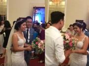 Cô gái bất ngờ khi được cầu hôn ngay trong đám cưới của bạn