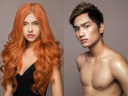 Top 9 Vietnam ' s Next Top Model tung ảnh bán nude táo bạo