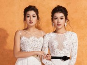 Tú Anh - Huyền My: 2 nàng Á hậu quyến rũ và cá tính