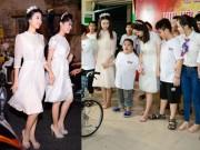 Thời trang - HH Mỹ Linh và á hậu Thùy Dung được khen ngợi vì hành động đẹp này