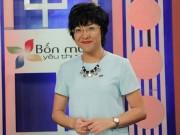 """Làng sao - MC Thảo Vân: Hôn nhân đã rạn nứt mà cứ """"vá chằng vá đụp""""  sẽ là sự bất hạnh"""