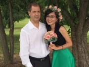 Eva Yêu - 4 năm yêu xa, 3 lần gặp gỡ và hôn nhân hạnh phúc bên chồng Tây hơn 23 tuổi