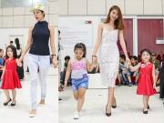 Xuân Lan tuyển mẫu nhí cho Tuần lễ thời trang thiếu nhi
