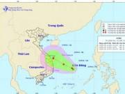 Tin tức - Áp thấp nhiệt đới khả năng mạnh thành bão, hướng vào Quảng Ngãi-Khánh Hòa