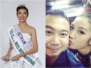 Làng sao - Á hậu quốc tế Thúy Vân lần đầu thừa nhận chuyện yêu bạn trai Việt kiều