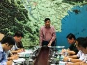 Tin tức - Áp thấp nhiệt đới giật cấp 10 hướng vào Đà Nẵng-Quảng Ngãi