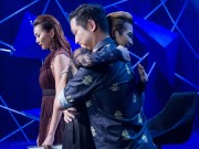 """Thời trang - Vietnam Next Top Model 2016: Samuel Hoàng """"đau khổ"""" khi Thanh Hằng loại Kim Nhã"""