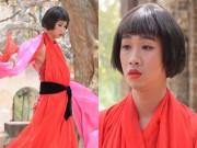 """Xem & Đọc - Hải Triều giả siêu mẫu Xuân Lan trong """"Thần tiên cũng nổi điên"""""""