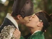 Xem & Đọc - Mây họa ánh trăng tập 7: Park Bo Gum - Kim Yoo Jung hôn nhau đắm đuối