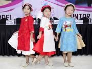 Thời trang - 50 mẫu nhí sẵn sàng cho tuần lễ thời trang trẻ em đầu tiên ở Việt Nam