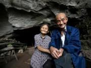 Tin tức - Cặp vợ chồng sinh sống, nuôi con trong hang đá suốt 54 năm