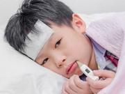 7 điều bố mẹ cần nắm rõ khi trẻ bị sốt