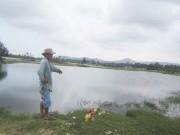 Tin tức - Một học sinh lớp 6 chết đuối khi vớt dép rơi xuống sông