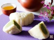 Bếp Eva - Bánh Trung thu dẻo nhân trà xanh tuyệt ngon