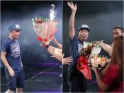 Làng sao - Nhạc sĩ Huy Tuấn bất ngờ được tổ chức sinh nhật tuổi 46 trên sân khấu