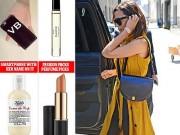 Thời trang - Có gì trong chiếc túi xách 41 triệu đồng của Victoria Beckham?