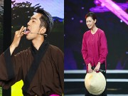 Làng sao - Mai Quốc Việt gây shock khi nuốt lưỡi lam thật trên sân khấu